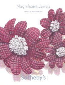 Sotheby's Catalogue Magnificent Jewels 16 November 2010 HB