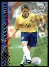 Panini Copa del Mundo 2002 Tarjetas-Sverige Fredrik is no 105