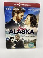 Love Alaska DVD Victor Zinck Jr Sarah Podemski Widescreen Harlequin Novel Movie