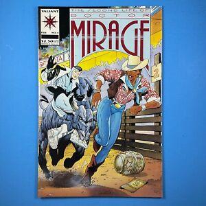 The Second Life of Doctor Mirage #4 VALIANT COMICS 1994 Bob Layton Bernard Chang