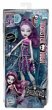 MONSTER HIGH HAUNTED GETTING GHOSTLY SPECTRA VONDERGEIST TRANSLUCENT DOLL