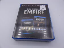 BOARDWALK EMPIRE THE COMPLETE FIRST AND SECOND SEASONS (1& 2) BLU-RAY NEW