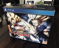 DragonBall FighterZ PS4 Collector's Limited Edition (BOX ONLY) DBZ Super