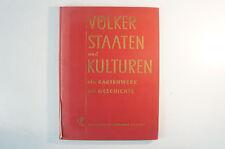 Völker Staaten & Kulturen ein Kartenwerk zur Geschichte Westermann Verlag B5510