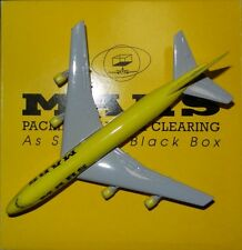 Herpa 502535 Mars Packing Cargo & Clearing Boeing 747-200F Rare Limited Edtion