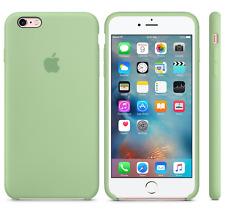 "MINT Genuine ORIGINAL Authentic Apple Silicone Case iPhone 6S 4.7""  NEW"