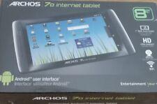New Archos 7 Internet Tablet - 8GB - Black