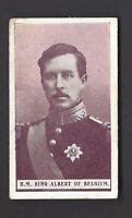 MAYPOLE - WAR SERIES - #3 HM KING ALBERT OF BELGIUM