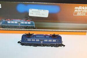 Märklin Z 8834 DB E-Lok BR 110 155-9 - Neuzustand + OVP