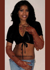 Professional Bellydance Accessories Belly Dance Bellydancing Arm Gauntlets 9293