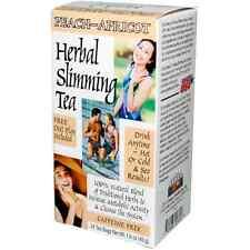 21st Century Herbal Slimming Tea Peach Apricot 24 Bags Pack of 3 (72 bags total)