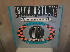 """RICK ASTLEY together forever 12"""" MAXI 45T"""