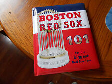 Boston Red Sox 101 Biggest Team Board Book : For the Biggest Red Sox Fans - New