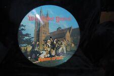 WITCHFINDER GENERAL Friends of Hell LP RARE ORIGINAL PICTURE DISC HMR PD-13
