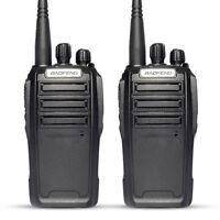 2 PCS Walkie Talkie VHF+UHF Dual band Baofeng BF-UV6 DTMF VOX FM Two-Way radio