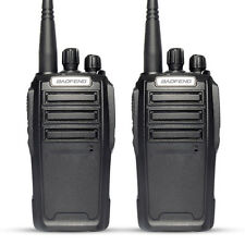 2 PCS Walkie Talkie VHF+UHF Dual band Baofeng BF-UV6 DTMF VOX FM Two-Way radio