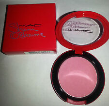 Mac Peaches & Cream Powder Blush Sharon Osbourne Limited Edition BNIB