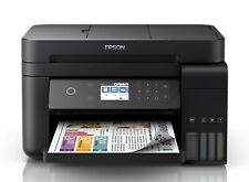 Epson L6170 Wi-Fi Duplex All-in-One Ink Tank Printer with ADF Copy Scan 100-240V