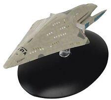 Eaglemoss Diecast Star Trek USS Dauntless NX-01-A  #17 w/ Magazine