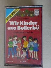 XXXX Astrid Lindgren , Wir Kinder aus Bullerbü , Philips Sonic Series