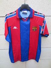 VINTAGE Maillot BARCELONE BARCELONA camiseta KAPPA oldschool football XS Barça