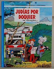JUDIAS POR DOQUIER -LAS AVENTURAS DE SPIROU Y FANTASIO