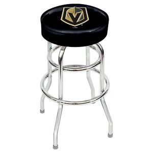NHL Hockey Las Vegas Golden Knights Bar Stool Stools