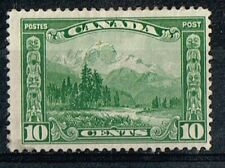 Canada  Mount Hurd 1928    Sc#155  MH