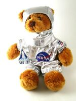 Vintage NASA Space Shuttle STS-131 4 Toy Bear 102016