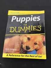 Puppies for Dummies® by Sarah Hodgson (2000, Paperback)