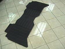 Ram Rubber Rear Slush Floor Mats 82212394 OEM Mopar Dark Slate Crew Cab