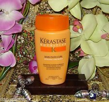 KERASTASE NUTRITIVE BAIN OLEO CURL 250ml or 8.5oz NEW SEALED!!! SHIPS FAST!!!