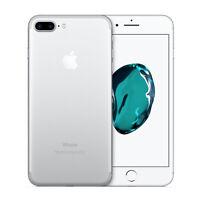 Apple iPhone 7 Plus 128GB Argento Sbloccato Sim gratis iOS GSM 12M Garanzia