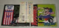 Ramones - We're Outta Here! / JAPAN CD (1997) / w/ Sticker