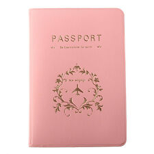Reisepasshülle Pass Hülle Reisepass Etui Passport Cover Holder Passport Case Neu