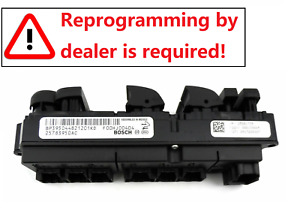 20877335 OEM Bosch Brand Power Window Switch 8-Button *Dealer Programming Needed