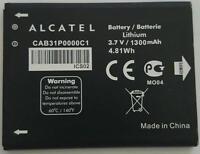 New OEM Alcatel CAB31P0000C1 One Touch OT-900 908 908F 909 910 915 918 983 985