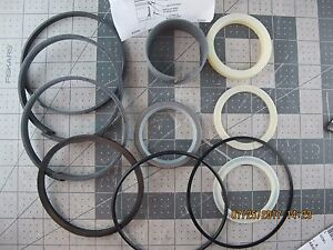 CASE HYDRAULIC CYLINDER SEAL KIT Military Issue 450 450B 450C 550 [Z3S5]