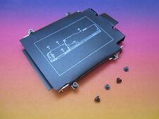 Festplattenrahmen HP EliteBook 840 740 745 850 750 G1 G2 Caddy 7mm + 8 Schrauben