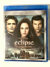 Special Edition The Twilight Saga Eclipse New Sealed Blu-ray