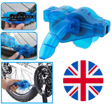 Bicycle Bike Chain Cleaner Bike Maintenance Tool Chain Cleaning Brushes UK STOCK