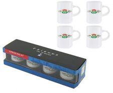 Official Friends (Central Perk) Set of 4 Espresso Mugs / Mug 4oz/125ml