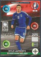 PANINI EURO 2016 ADRENALYN XL CARD- #219-NORTHERN IRELAND-KYLE LAFFERTY