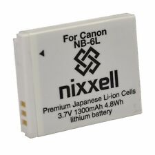 NX-NB6L NX Battery for Canon NSD770 IS, SD980 IS, SD1200 IS, SD1300 IS,SD3500 IS