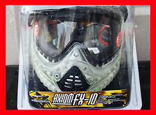 ** NEW ** RARE Vintage - JT Axiom FX 10 FX-10 Goggles Thermal Paintball Mask