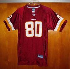 Laveranues Coles #80 Washington Redskins Jersey Football Youth Size L 18-20 EUC