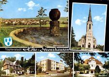 AK, Höhr - Grenzhausen, fünf Abb., 1977