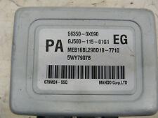 Hyundai i10 FIFA Edition Bj.2010 Steuergerät Lenkung Lenksäule 56350-0X690