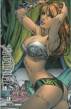WITCHBLADE:BEARERS OF THE BLADE 1 deutsch EBAS-VARIANT lim.333 Ex. ERIC BASALDUA