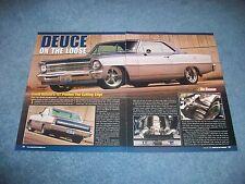 "1967 Chevy II Nova RestoMod Article ""Deuce on the Loose"""